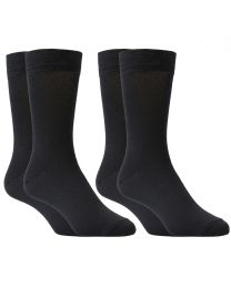 Men's Merino Classic Dress Socks 2 Pack