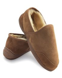 Men's Traditional Sheepskin Slippers