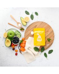 Reusable Food Pouch 5 Pack