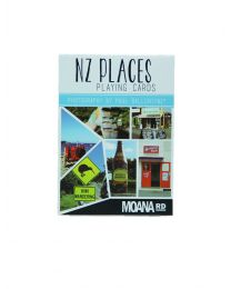 Pack of Cards - NZ Places